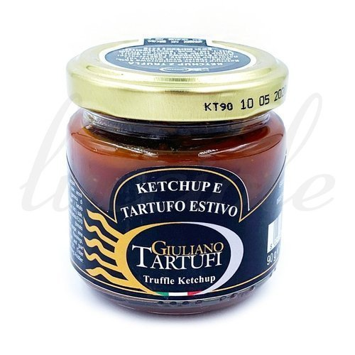 Ketchup with Black Summer Truffle 50g