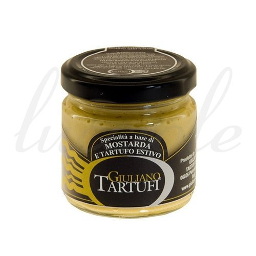 Mustard with Black Truffle 80g