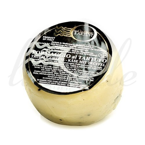 Ripened Cheese with Black Truffles ~200g